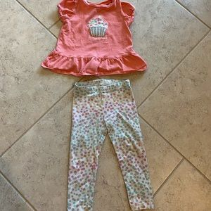 Adorable Gymboree birthday outfit! 18-24 months